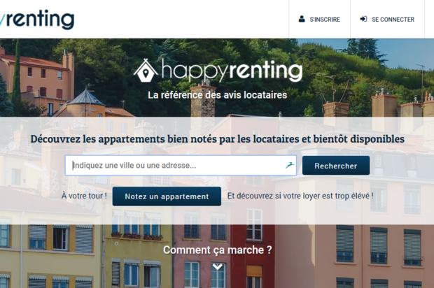 Large happyrenting