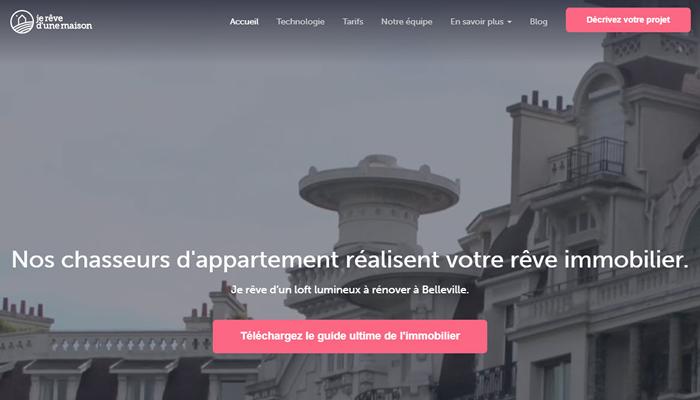 Je Reve D Une Maison Pour Accompagner L Acheteur Parisien Dans Sa Destinationimmo