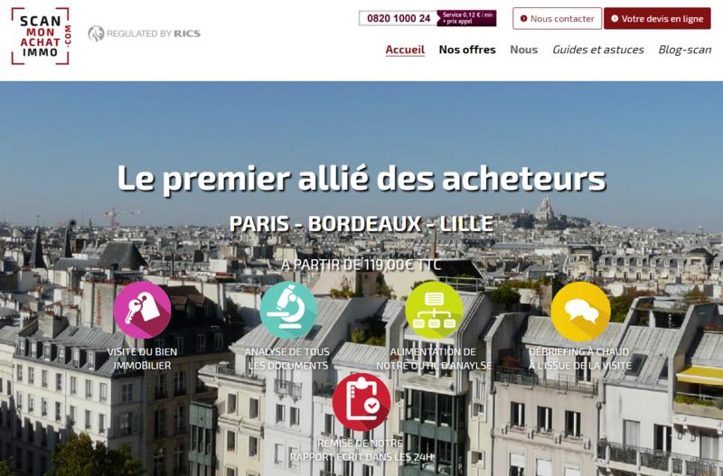 Scannmonachatimmo Com Pour La Certitude D Un Achat Immobilier